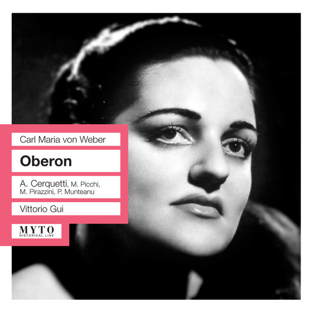 Weber: Oberon, J. 306 (Recorded 1957)
