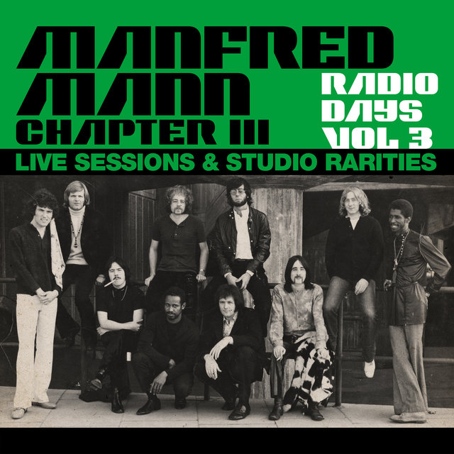 Radio Days, Vol. 3: Manfred Mann Chapter Three