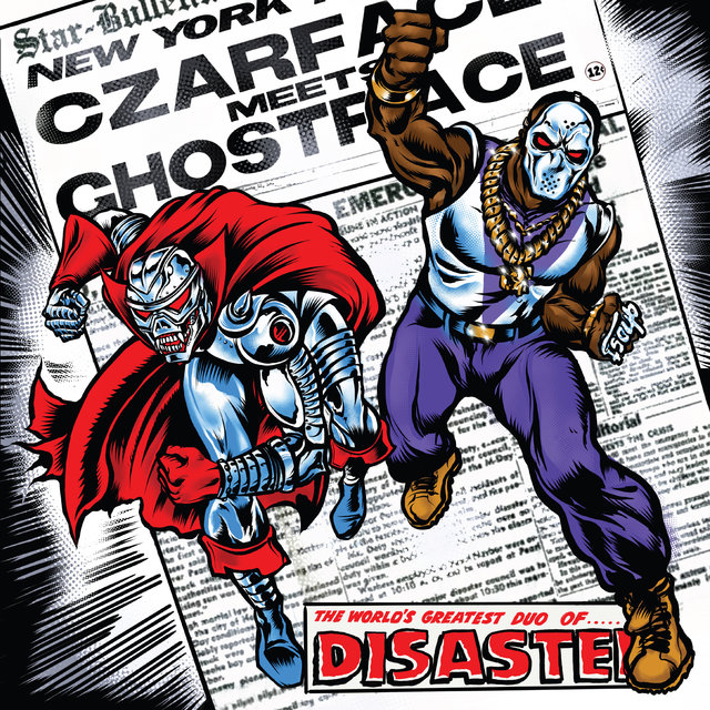 Czarface Meets Ghostface (Instrumentals)