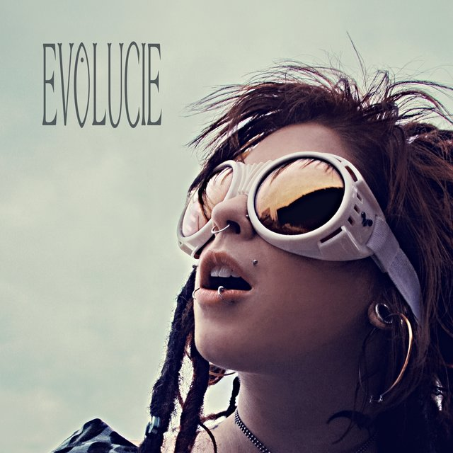 Cover art for album EvoLucie by Lucie