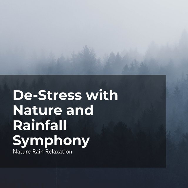 De-Stress with Nature and Rainfall Symphony