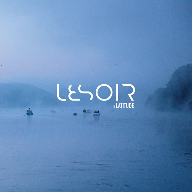 Cover art for album Latitude by Lesoir