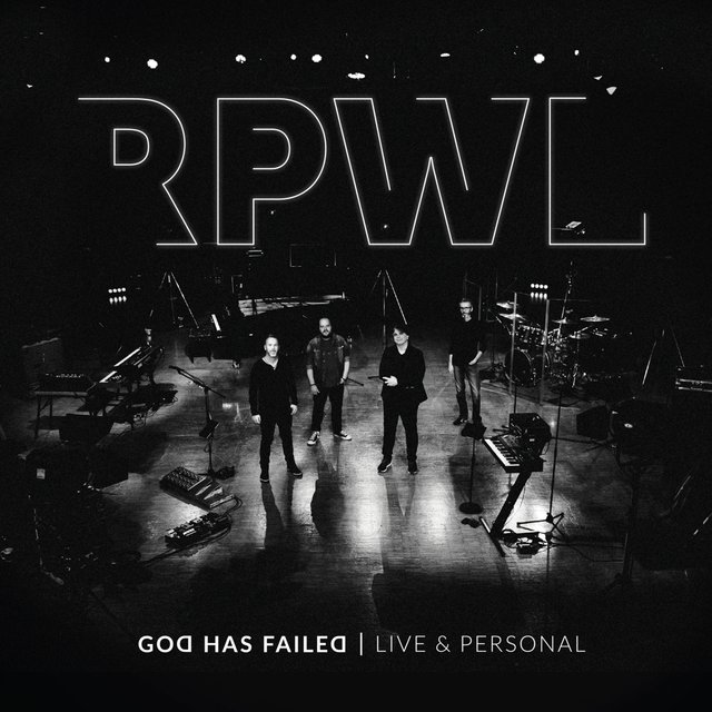 Cover art for album God Has Failed - Live & Personal by Rpwl