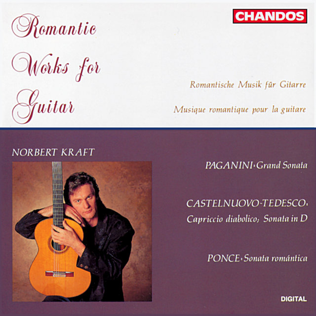 Romantic Works for Guitar