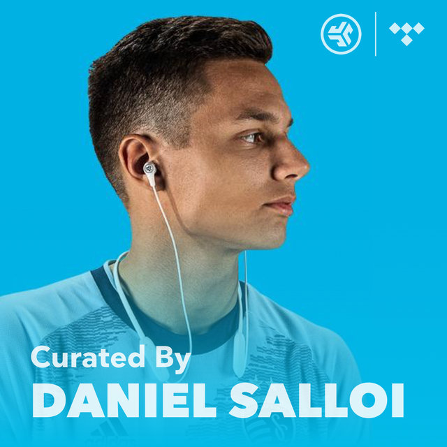 Cover art for album MLS Daniel Salloi Player Playlist by Artist