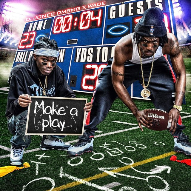 Make a Play (feat. D. Jones)
