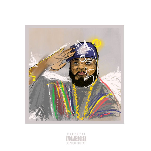 Cover art for album Ascension by Fred The Godson