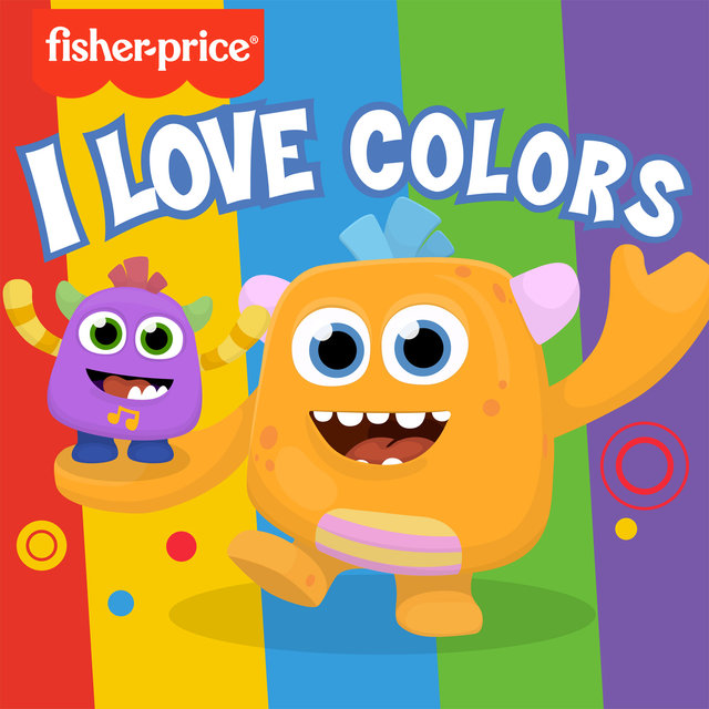 Fisher-Price Monsters: I Love Colors