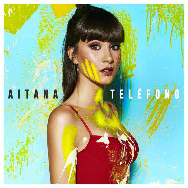 Cover art for album  by Aitana