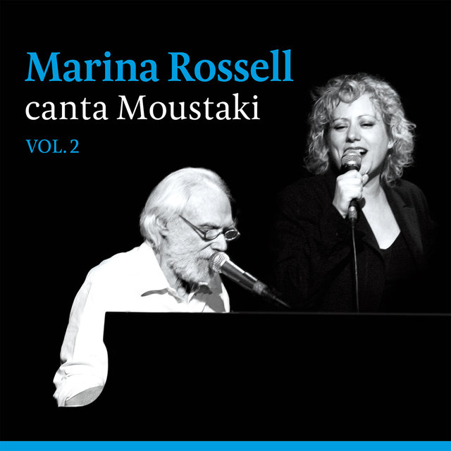 Marina Rossell Canta Moustaki Vol. 2