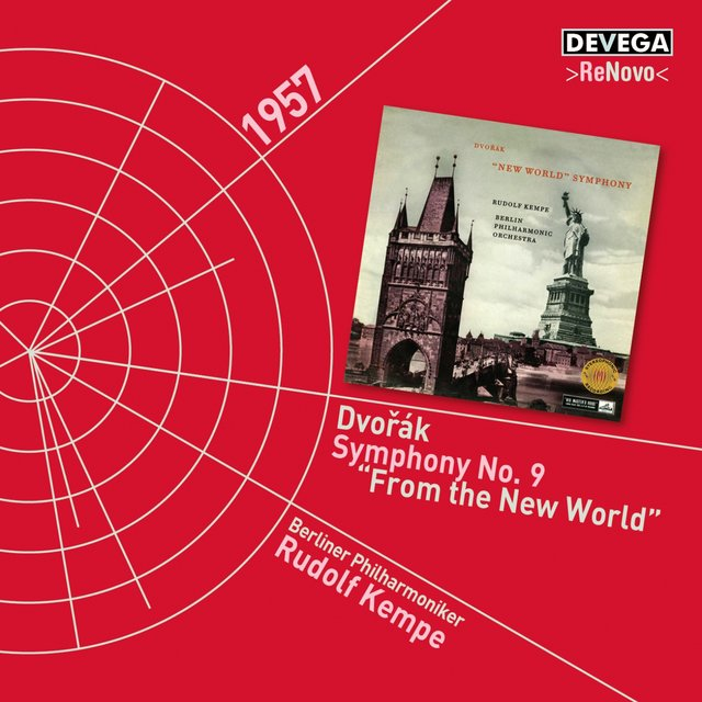 "Dvořák: Symphony No. 9, Op. 95 ""From the New World"""