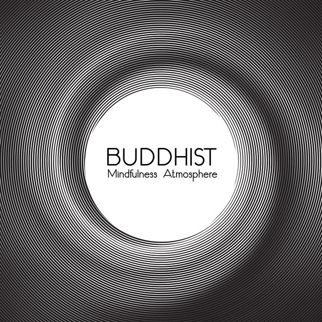 Buddhist Mindfulness Atmosphere – Buddhist Meditation Helps Calm and Concentrate the Mind