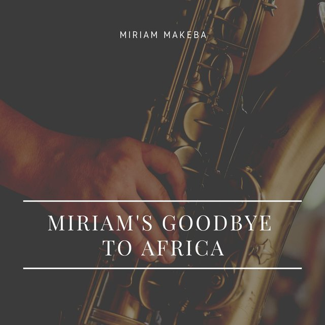 Miriam's Goodbye to Africa