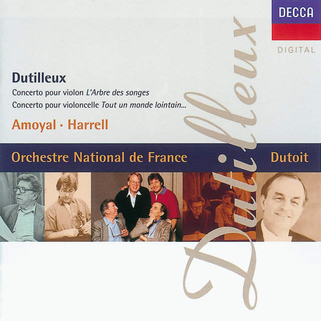 Dutilleux: Violin Concerto; Cello Concerto
