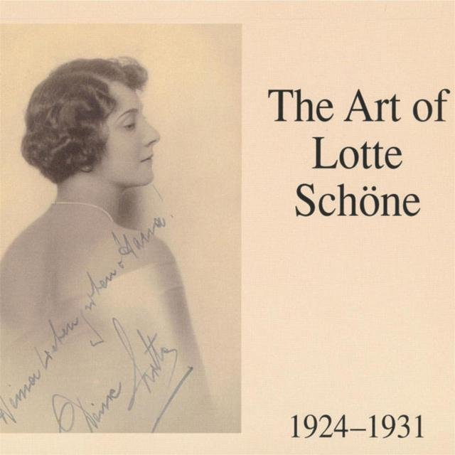 The Art of Lotte Schöne