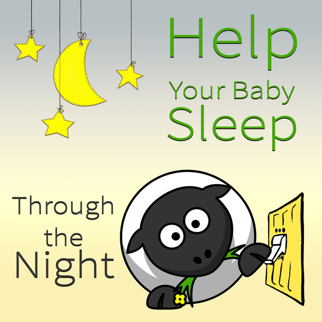 Help Your Baby Sleep Through the Night - Ultimate Baby Music, Baby Relax, Natural White Noise for Babies, Healing Background Music