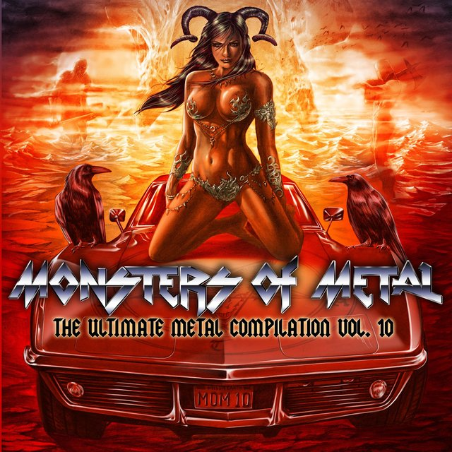 Monsters of Metal Vol. 10