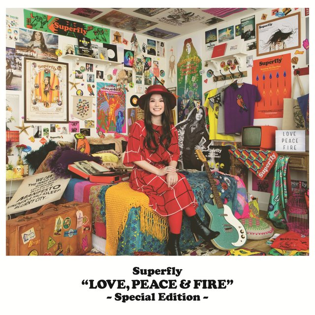 Love, Peace & Fire (Special Edition)