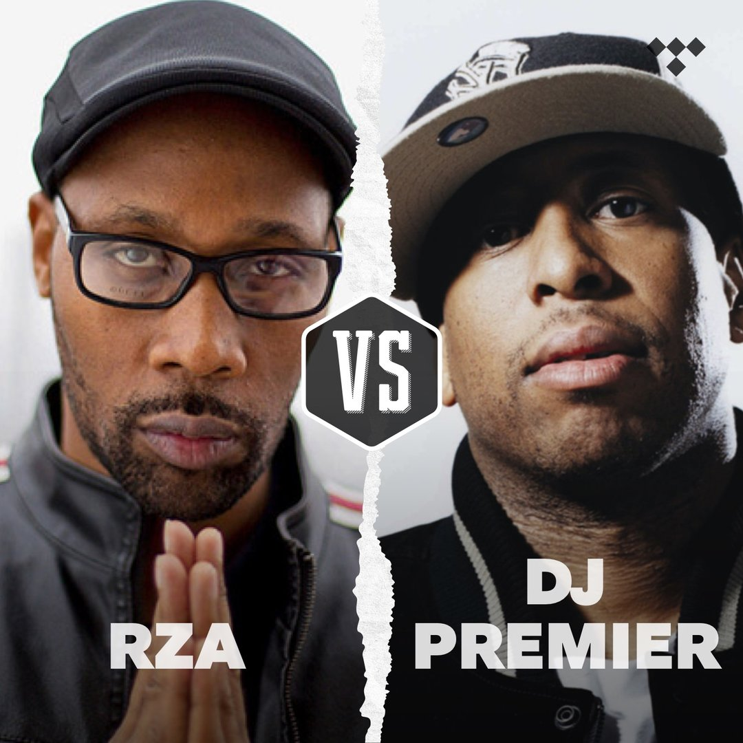 Playlist: RZA vs. DJ Premier