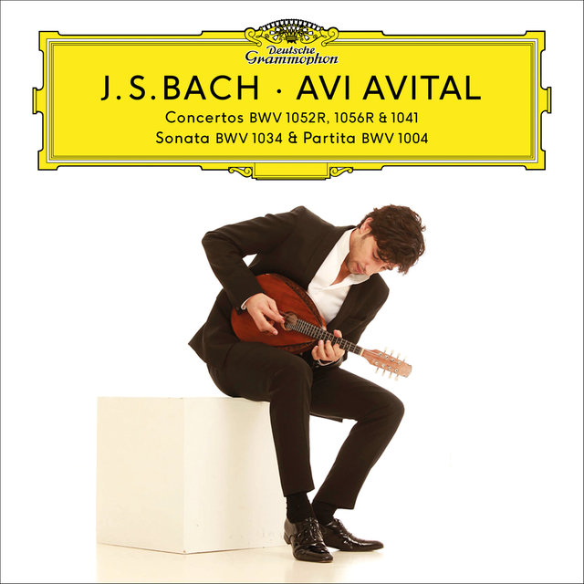 J.S. Bach: Cello Suite No. 1 in G Major, BWV 1007: 1. Prélude (Arr. for Mandolin by Avi Avital)