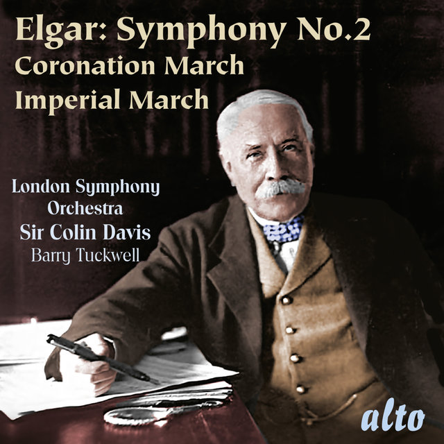 Elgar: Symphony No. 2 & Marches – Davis, Tuckwell, LSO