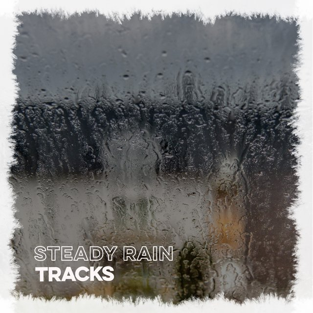 Dreamy Steady Rain & Water Tracks