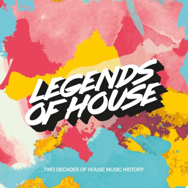 Legends of House - Two Decades of House Music History
