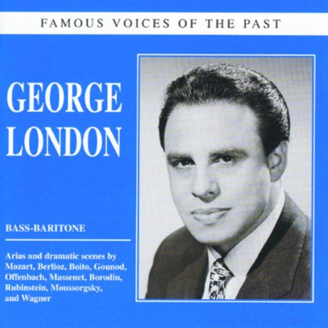 Famous voices of the past - George London
