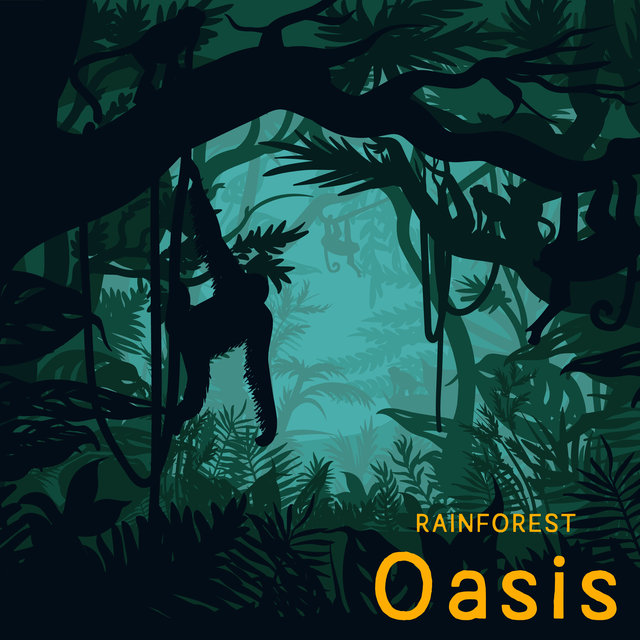 Rainforest Oasis – Exotic Nature Sounds Collection 2020