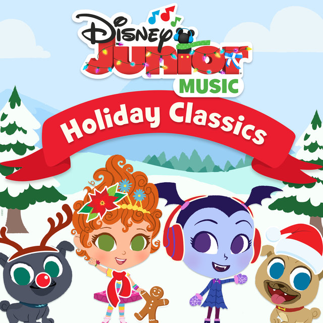 Disney Junior Music: Holiday Classics