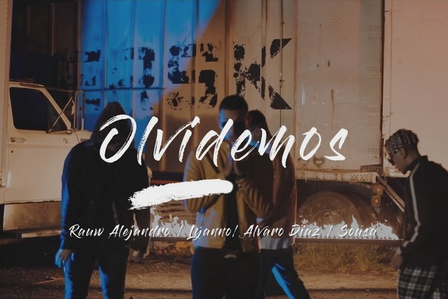 Olvidemos (Official Video)