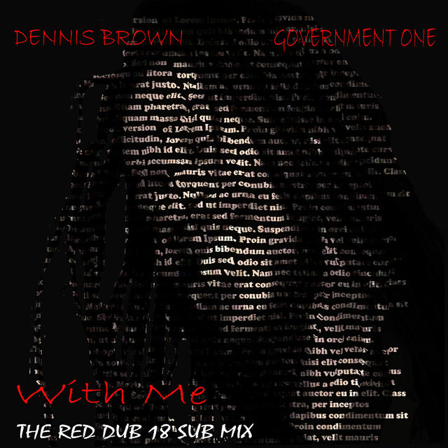 With Me (The Red Dub 18 Sub Mix)