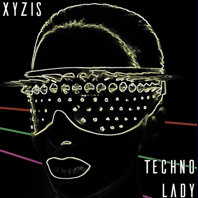 Techno Lady