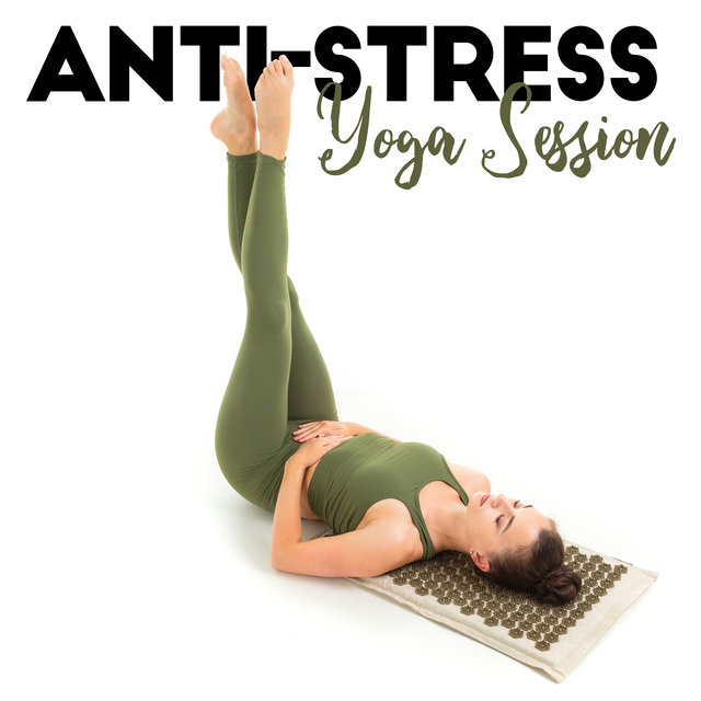 Anti-Stress Yoga Session - Relax After a Hard Day at Work and Practice Asana to the Sounds of This Cosmic New Age Music