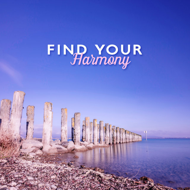 Find Your Harmony: Relaxing and Wonderful Time with Nature Sounds, Melodies of Violent Waves, Wild Forest, Calling Birds, Instrumental New Age Music