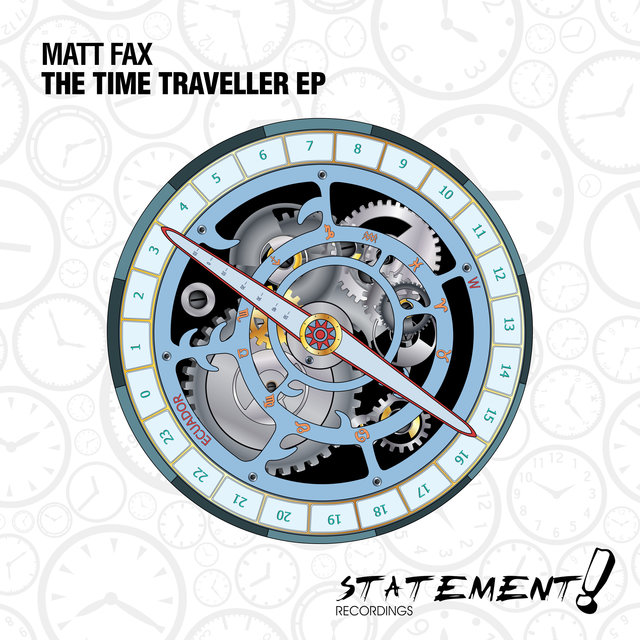 The Time Traveller EP