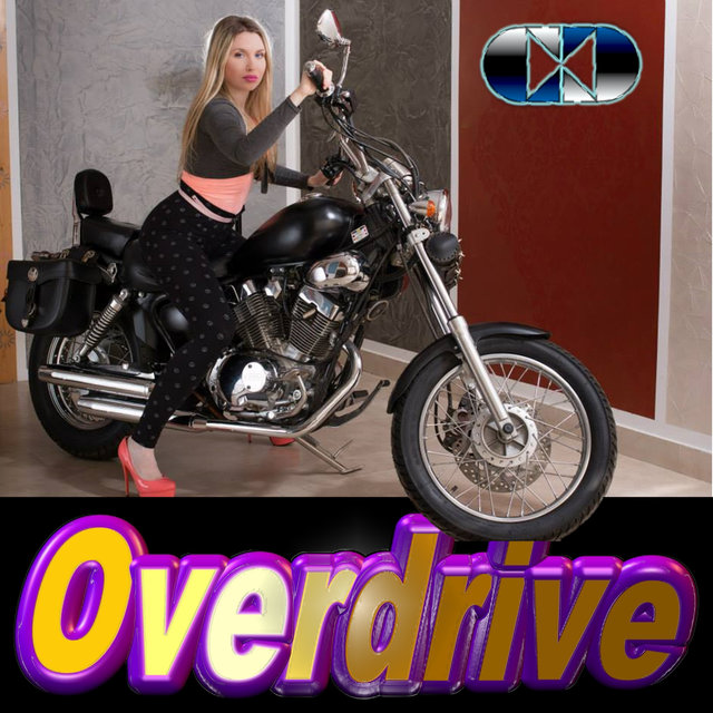 Cover art for album Overdrive (Instrumental) by Cali Crazed