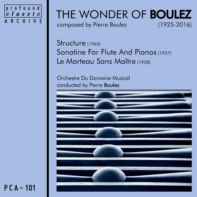 The Wonder of Boulez