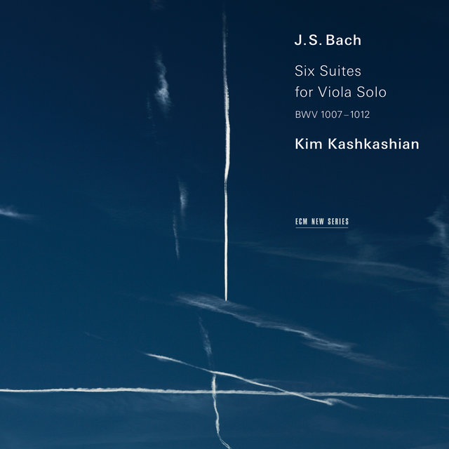 J.S. Bach: Cello Suite No. 2 in D Minor, BWV 1008, 1. Prélude – Transcr. for Viola