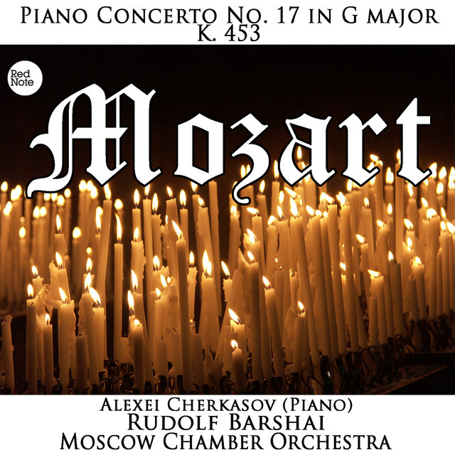 Mozart: Piano Concerto No. 17 in G major, K. 453