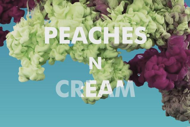 Peaches N Cream (Lyric Video)