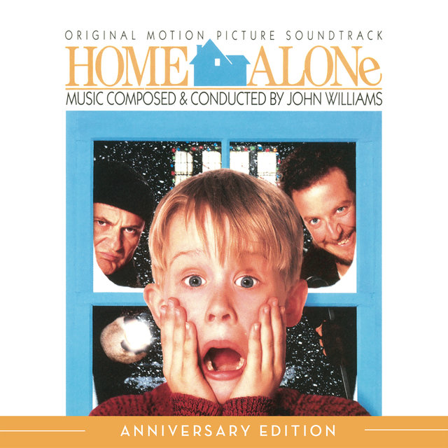 Cover art for album Home Alone (Original Motion Picture Soundtrack) (Anniversary Edition) by John Williams