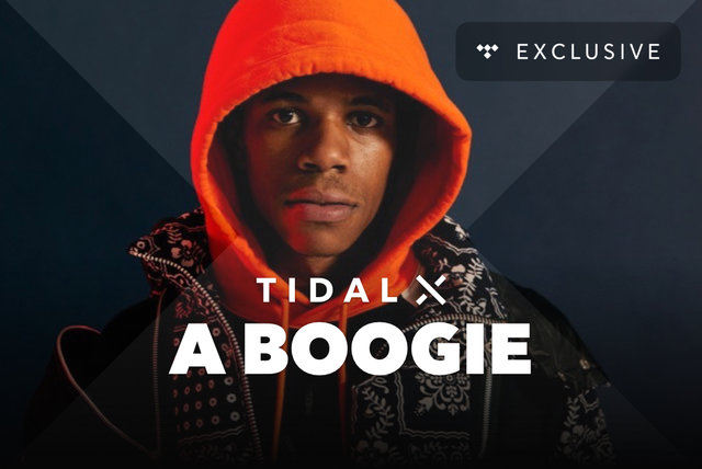 Puddle of Water (Live at TIDAL X A Boogie)