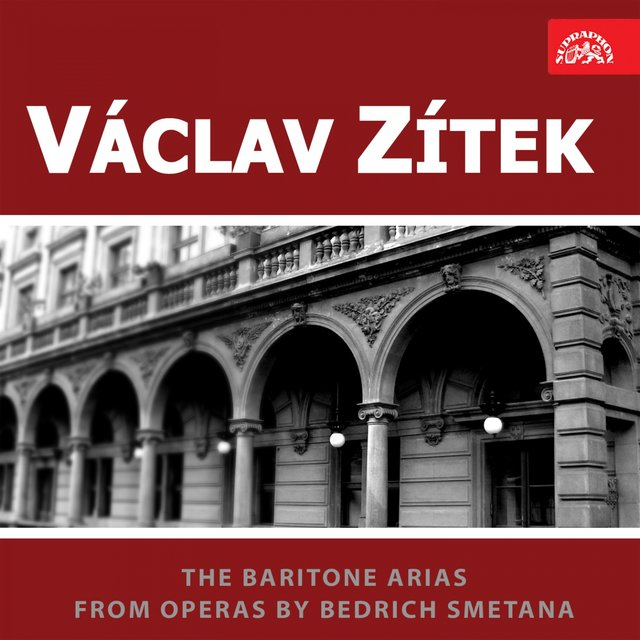 The Baritone Arias From Operas By Bedrich Smetana