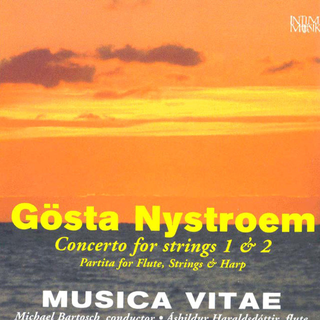 Nystroem: Concerto for Strings Nos. 1 & 2