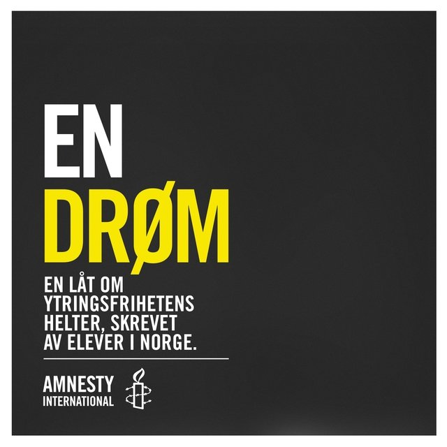 Amnesty International presenterer En drøm