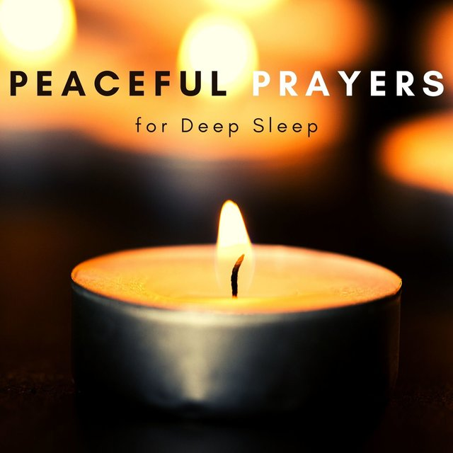 Peaceful Prayers for Deep Sleep: Night Christian Meditation, Release Stress & Spiritual Music