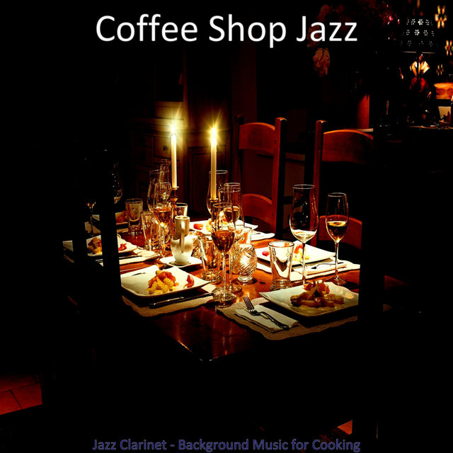 Jazz Clarinet - Background Music for Cooking
