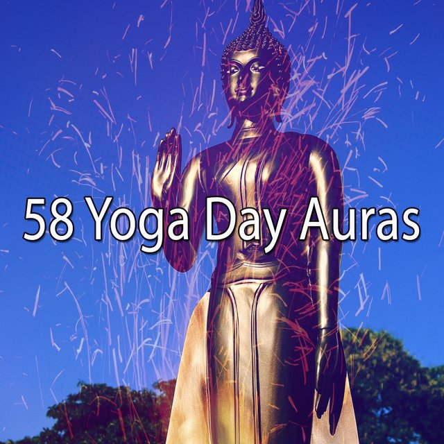 58 Yoga Day Auras