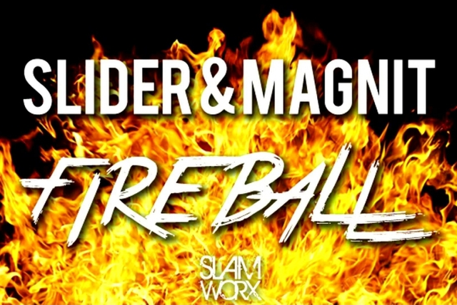 Slider & Magnit - Fireball (Original Mix)